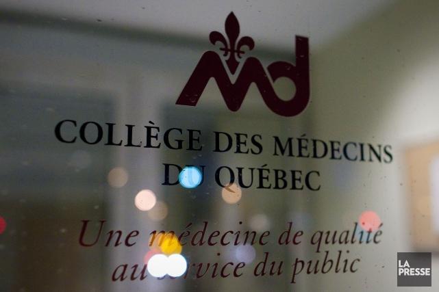 Le naturopathe sherbrookois Arnaud De Sorgher devra cesser d'exercer toute... (Archives La Presse)