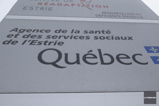 Le syndicat de l'Agence de la santé et des services sociaux de l'Estrie a... (Imacom, René Marquis)