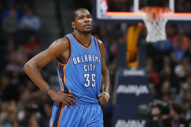 Kevin Durant... (PHOTO ARCHIVES AP)