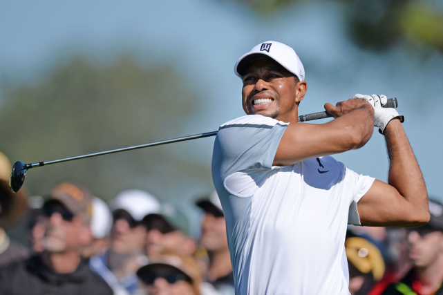 Tiger Woods n'a pas joué depuis son forfait à... (Photo archives USA Today)