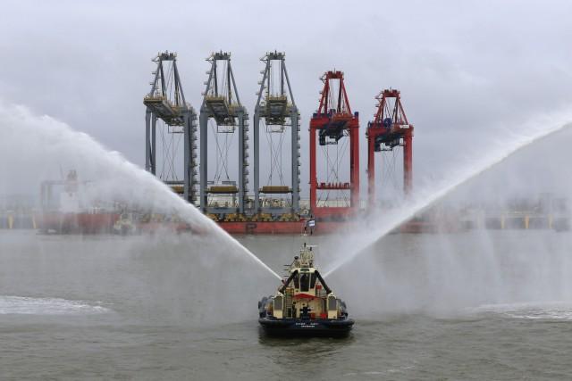 L'acquisition d'une participation dans Associated British Ports représente... (PHOTO ARCHIVES AP)