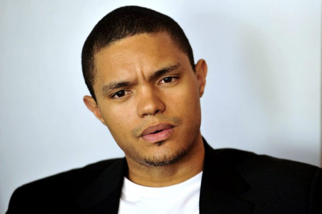 Trevor Noah... (Photo: archives AP)
