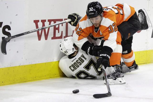 Aucune équipe ne dérange autant les Penguins de Pittsburgh que les Flyers de... (Photo: PC)