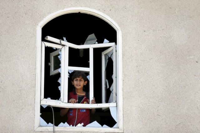 Au moins 62 enfants ont été tués depuis... (Photo: Reuters)