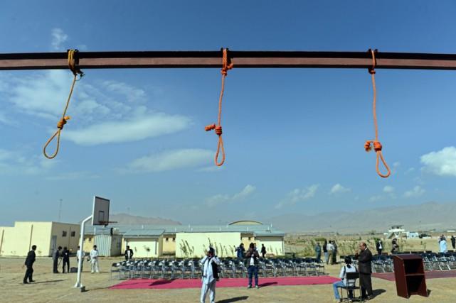 Des exécutions ont été recensées dans 22 pays... (Archives AP)
