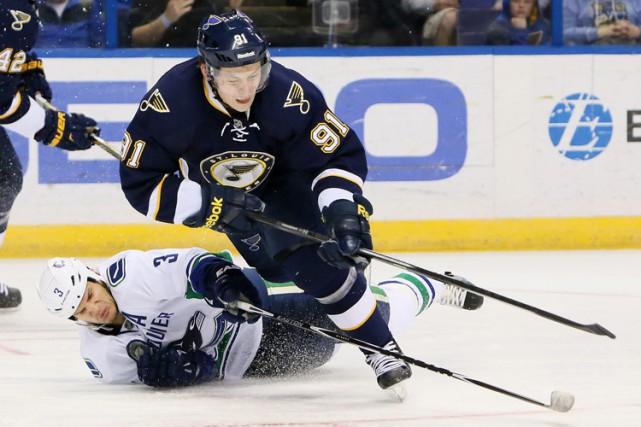 Les Blues ont échappé leurs deux dernières rencontres... (Photo: Reuters)