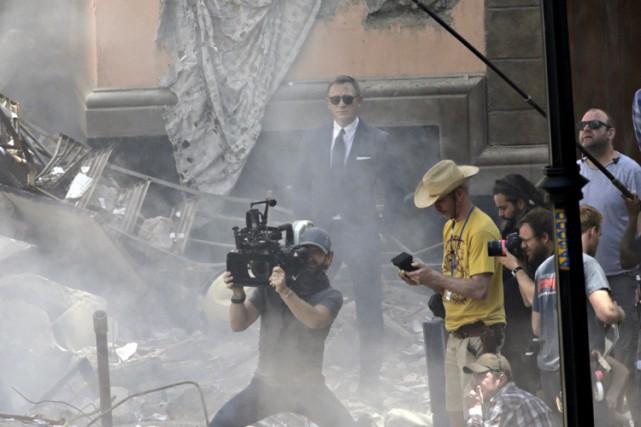 Le tournage à Mexico a commencé il y... (Photo: Reuters)