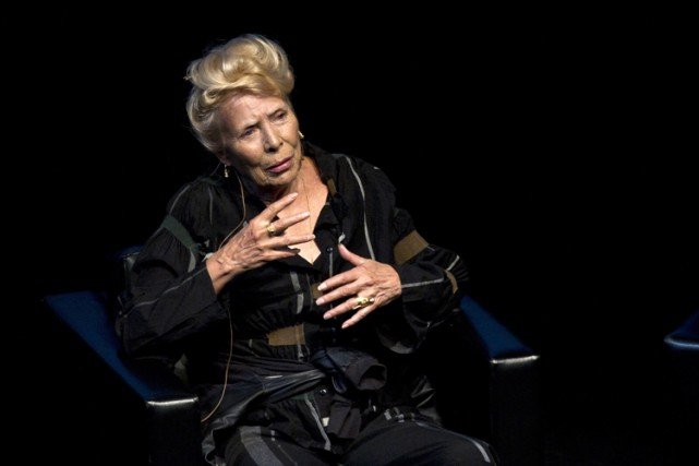 Joni Mitchell en juin 2013.... (Archives PC)