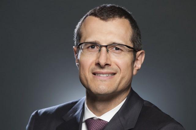 Bernard Letendre, vice-président principal et directeur des produits... (Photo Roger Yip)