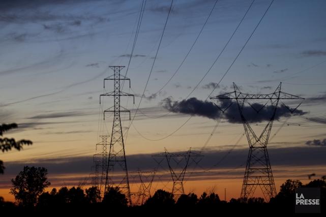 Cinq propositions hydroélectriques de grande envergure qui pourraient... (PHOTO HUGO-SÉBASTIEN AUBERT, ARCHIVES LA PRESSE)