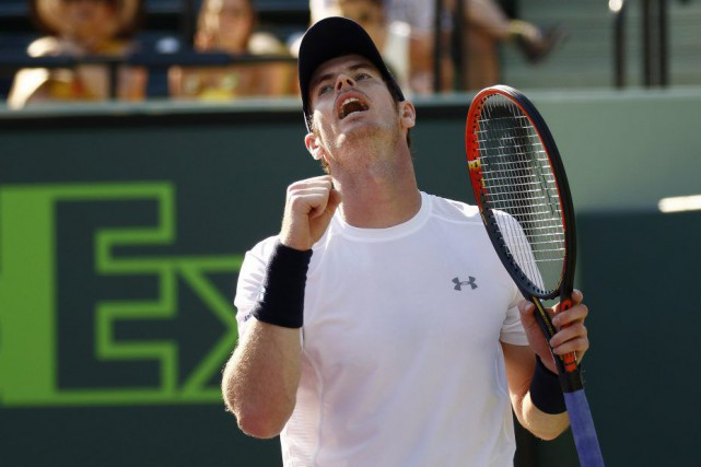 Andy Murray.... (Associated Press)