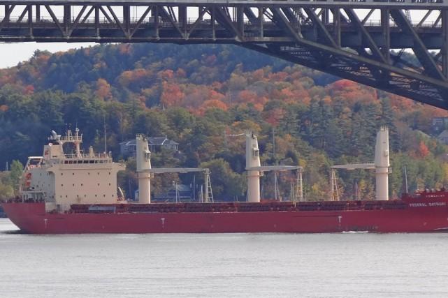 Bon nombre d'entreprises maritimes profitent de la baisse du prix des navires... (PHOTO FOURNIE PAR JACQUES TREMPE)