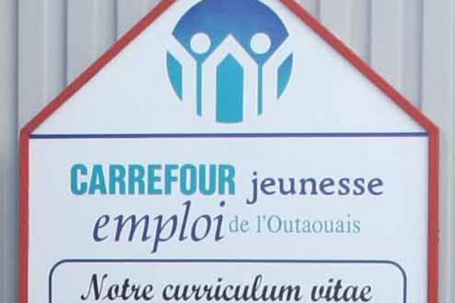 Le Carrefour jeunesse emploi (CJE) de l'Outaouais dresse un «portrait sombre»... (Archives LeDroit)