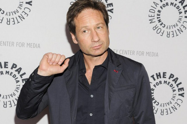 David Duchovny en 2013.... (Photo: archives AP)