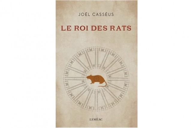 Coauteur de deux romans avec Mathieu Blais auparavant, Joël Casséus se lance en...