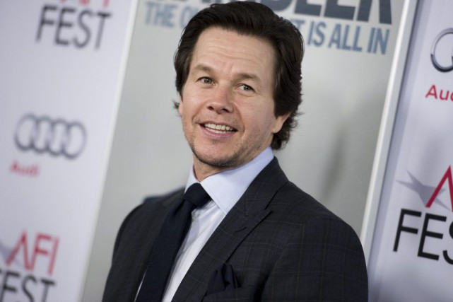 Mark Wahlberg... (Photo: archives AP)