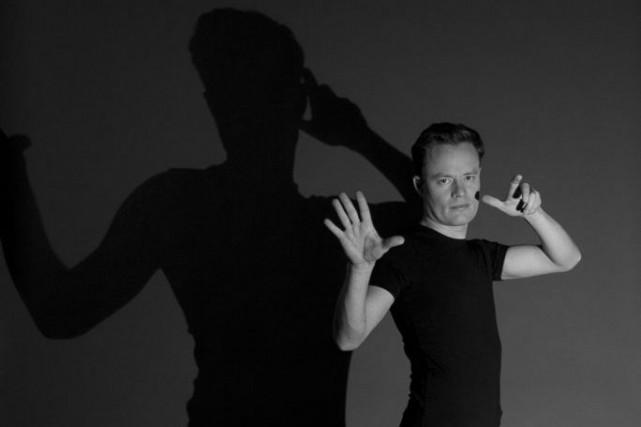 Pour ce premier spectacle solo, Philippe Beau a... (Photo: Antoine Dubroux, fournie par la TOHU)