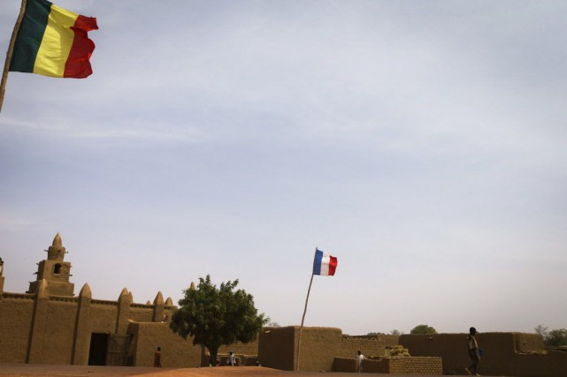 La région de Mopti se situe dans le... (Photo JOEL SAGET, Archives AFP)