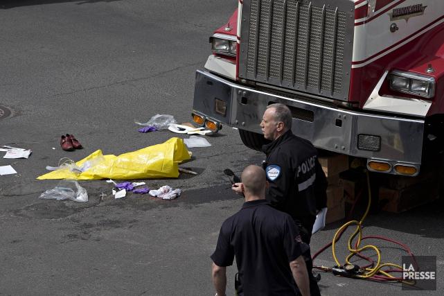 L e rapport du coroner sur le décès... (Photo Patrick Sanfaçon, archives La Presse)