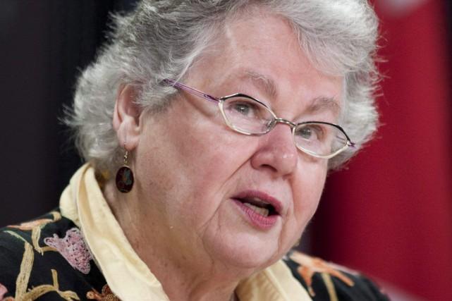 Mme Ruth a publiquement exprimé ces inquiétudes, mercredi.... (Photo La Presse Canadienne)