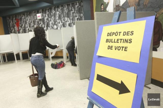 Le taux de participation au Cégep de l'Outaouais... (Etienne Ranger, LeDroit)