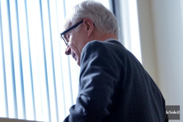 La démission de Marcel Corriveau pour des raisons... (Photothèque Le Soleil, Jean-Marie Villeneuve)