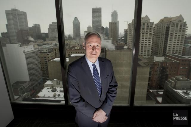 Le président et cofondateur de M2S Capital, Éric... (Photo Ivanoh Demers, La Presse)