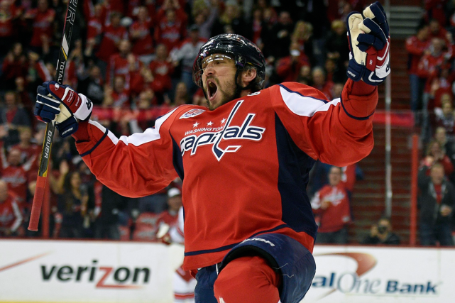 L'entraîneur des Capitals de Washington Barry Trotz affirme, comme... (Photo Nick Wass, AP)