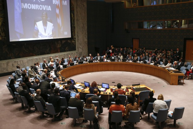 Les 15 membres ont adopté une résolution qui... (PHOTO ARCHIVES REUTERS)