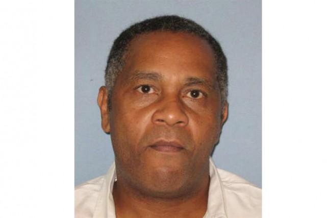 Un homme condamné pour deux meurtres dont il a finalement été disculpé devait... (Photo Alabama Dept. of Corrections, AP)