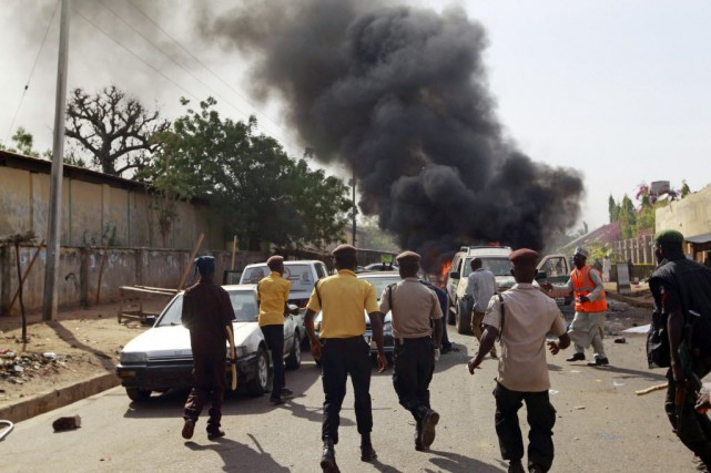 L'attaque est la dernière en date d'une série... (Photo Afolabi Sotunde, archives Reuters)