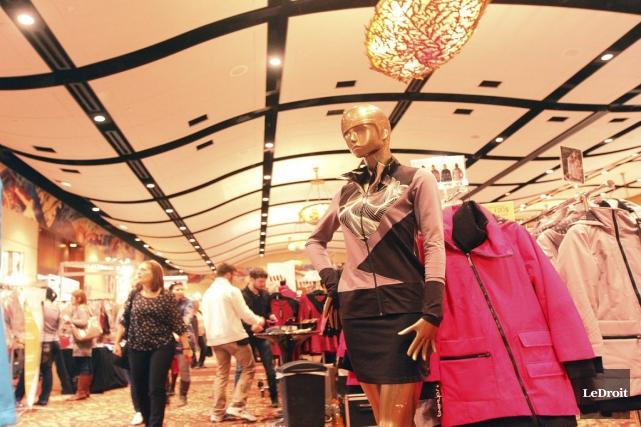 Réunis au Hilton Lac-Leamy, une soixantaine de designers... (Etienne Ranger, LeDroit)