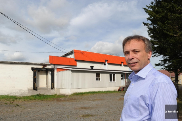 Michel Champagne ex-directeur général du CSSS Vallée de... (Photo: archives Le Nouvelliste)