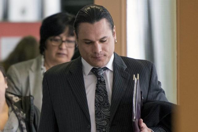 Le procès de Patrick Brazeau s'est poursuivi jeudi... (La Presse Canadienne)