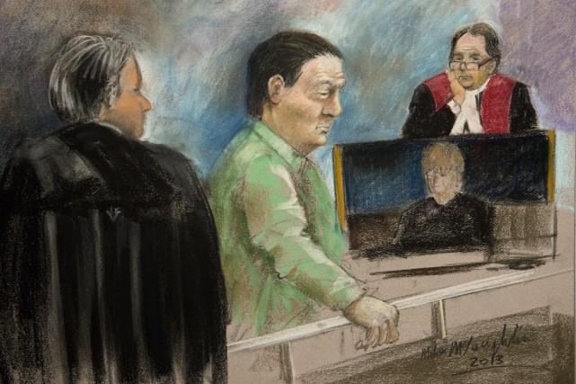L'ancien enquêteur du SPVMBenoît Roberge.... (Illustration La Presse Canadienne)