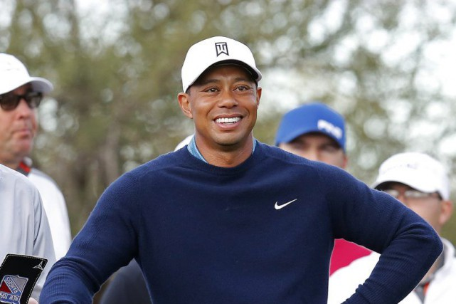 Tiger Woods... (PHOTO RICK SCUTERI, AP)