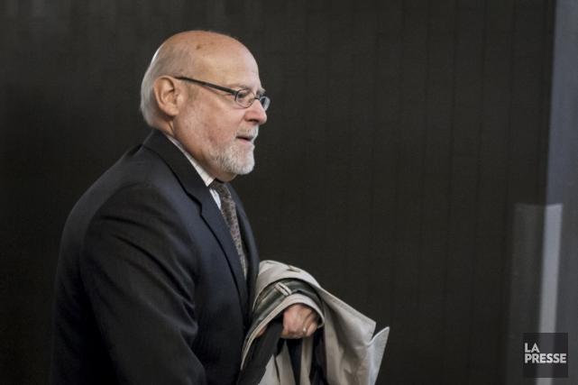 En mars 2015, l'avocat Jean-Pierre Desmaraisavait été reconnu... (Photo Olivier Pontbriand, archives La Presse)