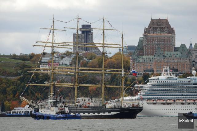 L'année 2017 marquera le 375e anniversaire de Montréal et les 50 ans... (Photothèque Le Soleil, Patrice Laroche)