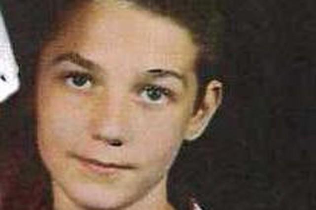 Porté disparu vendredi soir, le jeune Antoine Bergeron a finalement été... (Photo fournie par le SPVM)