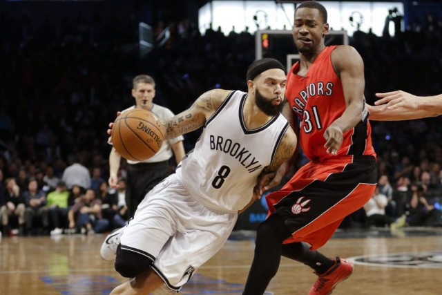 Deron Williams... (Photo Frank Franklin II, AP)