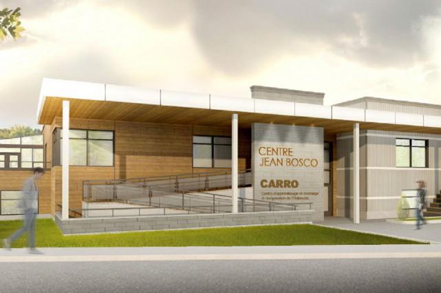 Le projet du Centre Jean Bosco faisait partie... (Courtoisie)