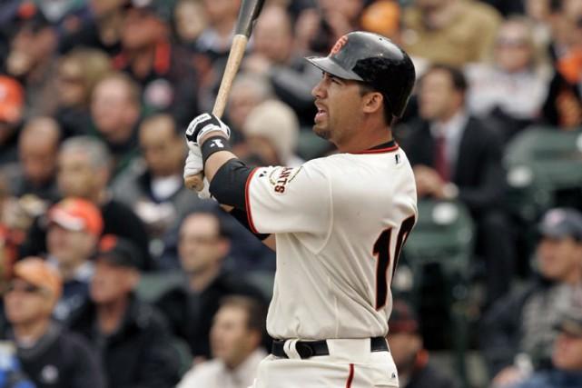 Travis Ishikawa... (Photo: archives Reuters)