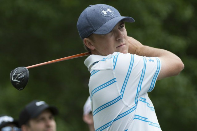 Jordan Spieth... (Photo George Bridges, AP)