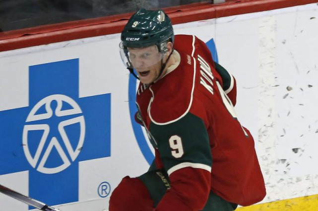 Mikko Koivu... (Photo Jim Mone, archives AP)