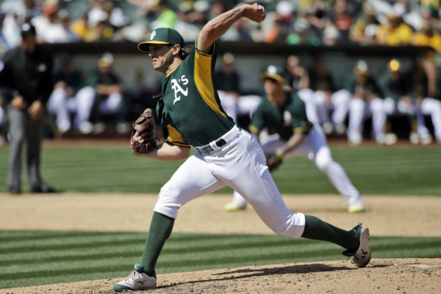Barry Zito... (Photo Marcio Jose Sanchez, AP)