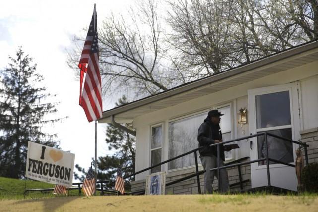 Différents organismes nationaux ont versé des dons et... (Photo Jeff Roberson, AP)