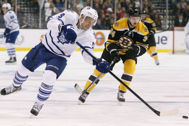 Les Maple Leafs, la deuxième pire équipe dans... (Photo Michael Dwyer, AP)