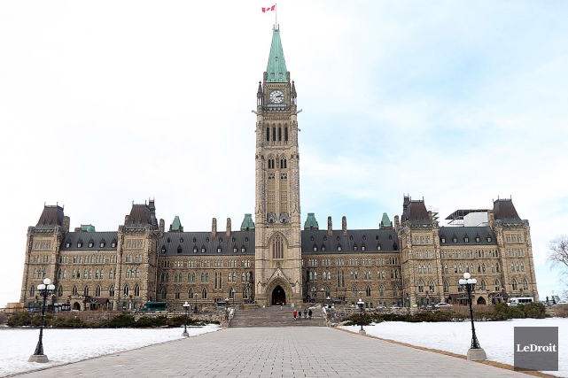 Le Parlement à Ottawa.... (PHOTO ÉTIENNE RANGER, ARCHIVES LE DROIT)