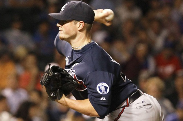 Craig Kimbrel... (Photo archives AP)