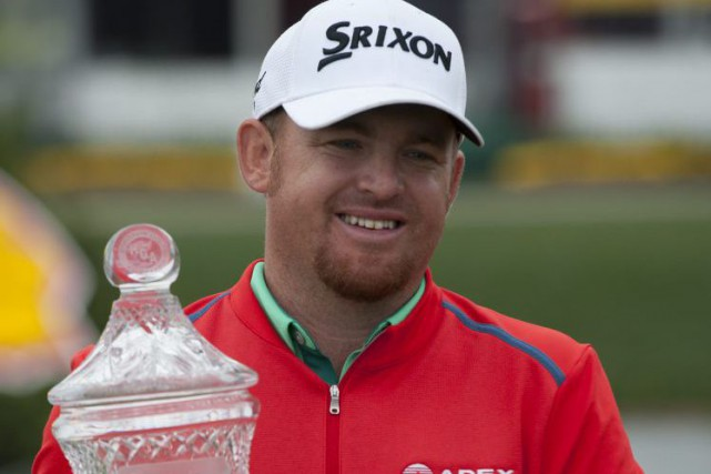 J.B. Holmes... (Photo George Bridges, AP)